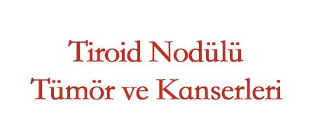 Tiroid Kanseri
